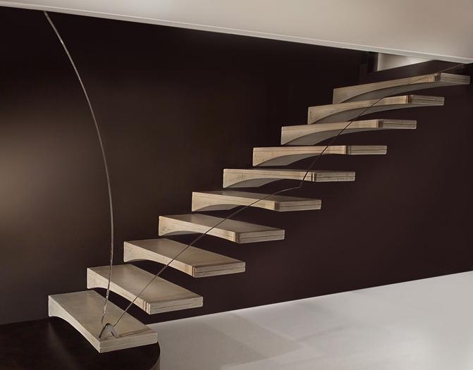 escaleras marretti escaleras de dise o italiano timberplan. Black Bedroom Furniture Sets. Home Design Ideas