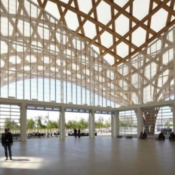 Centro Pompidou Metz Shigeru Ban 02 430x286 600x600 c