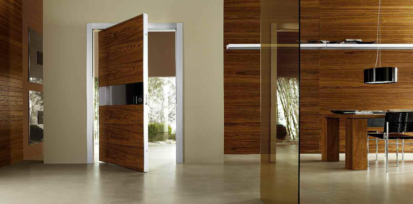 Puertas de entrada de seguridad timberplan for Puertas seguridad