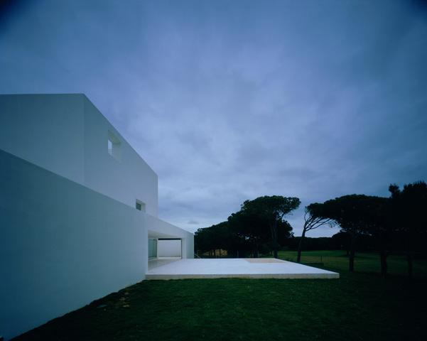 Alberto campo baeza obras imprescindibles del arquitecto - Casa guerrero campo baeza ...