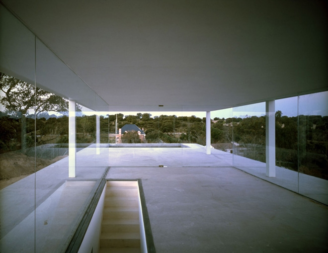 Alberto campo baeza obras imprescindibles del arquitecto - Casa campo baeza ...