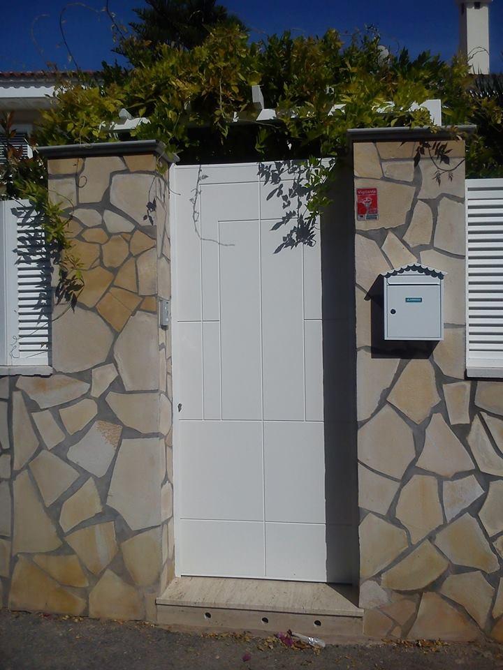 Puerta de garaje Silvelox 04 720x960 c