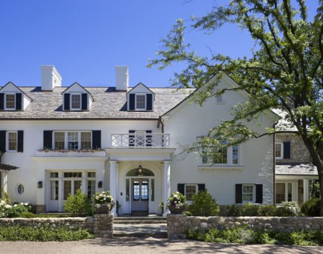 Casa en el Lago Michigan Robert Stern 1300x1026 c