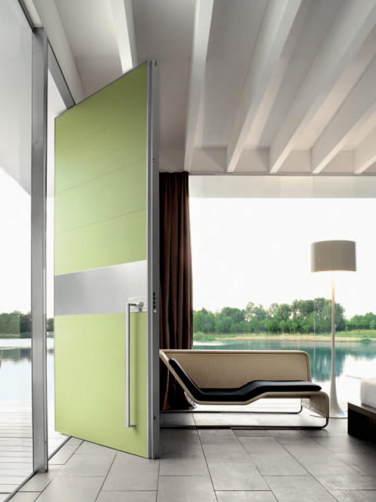 Puertas de dise o timberplan for Puertas italianas interior