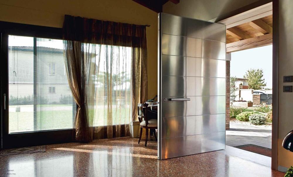 puertas pivotantes de eje vertical puertas oikos synua x c