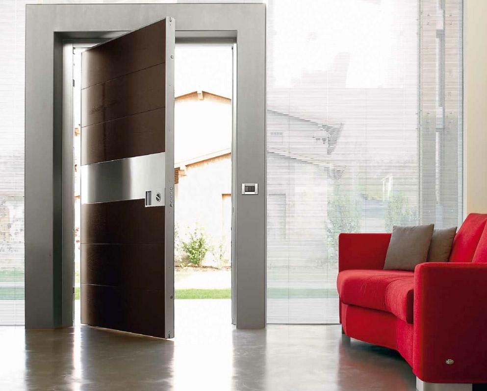 Puertas pivotantes de eje vertical. Puertas Oikos Synua 17 993x798 c