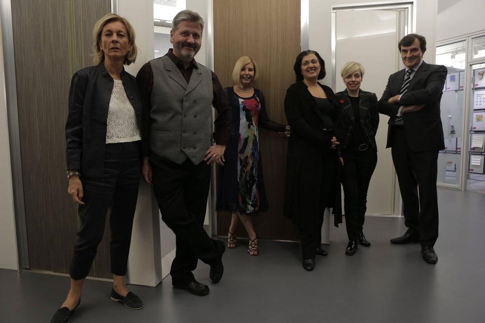Alberto Lualdi y el equipo de HOK Product Design 1000x667 c