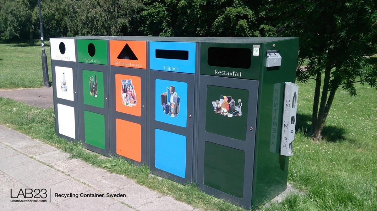 LAB23 Customised Recycling Containers Sweden 1200x674 c