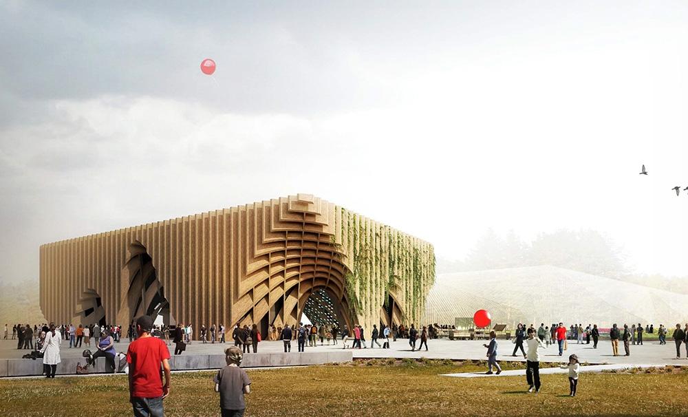 Pabellón Francia Expo 2015 Milan 01 1000x606 c