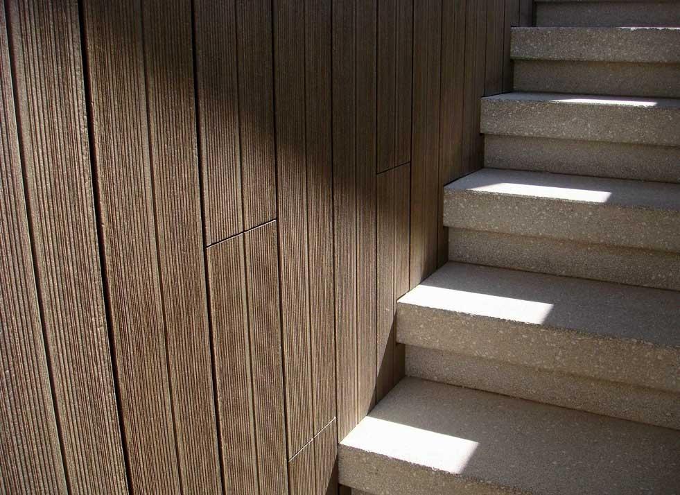 Revestimientos de madera para exteriores timberplan - Tipo de madera para exterior ...
