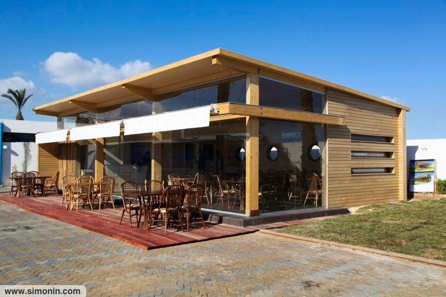 Revestimientos de madera para exteriores timberplan - Madera para exteriores ...