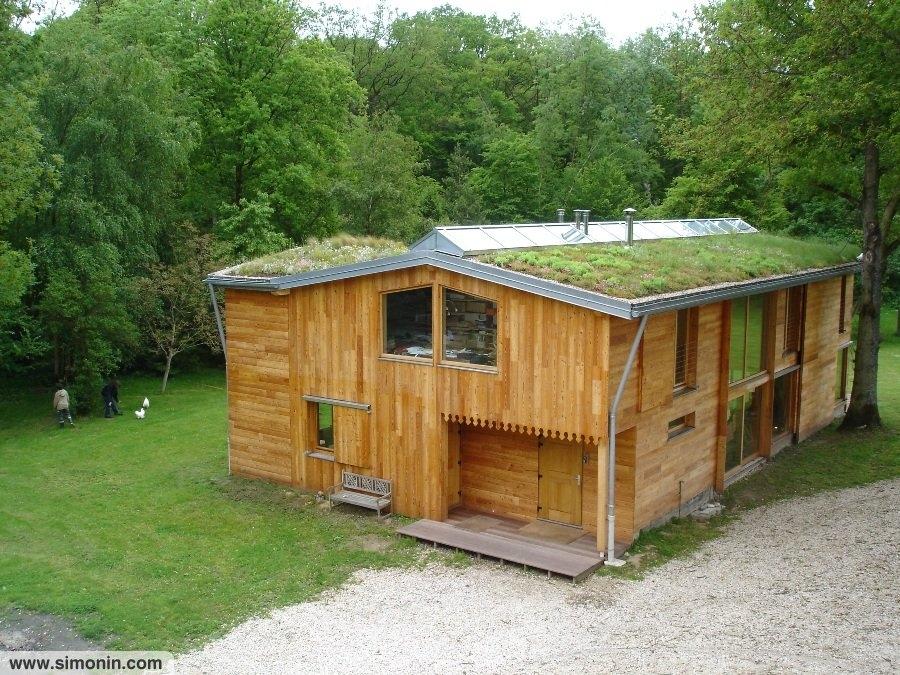Revestimientos de madera para exteriores forestal maderero - Revestimientos de exteriores ...
