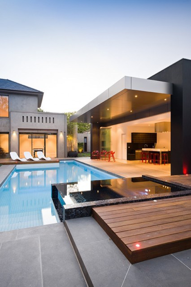 Las 20 piscinas de lujo m s espectaculares timberplan for Home design ideas instagram
