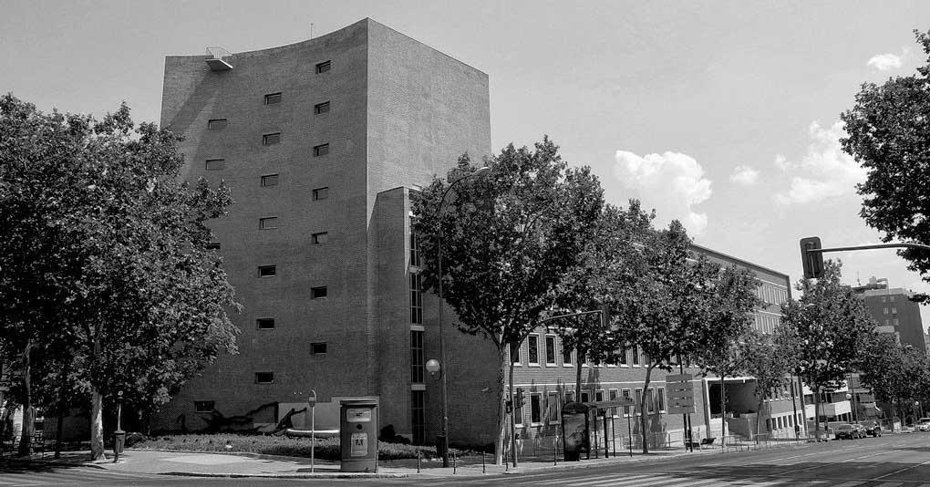 Centro de Investigaciones Biológicas. Madrid  1020x534 c