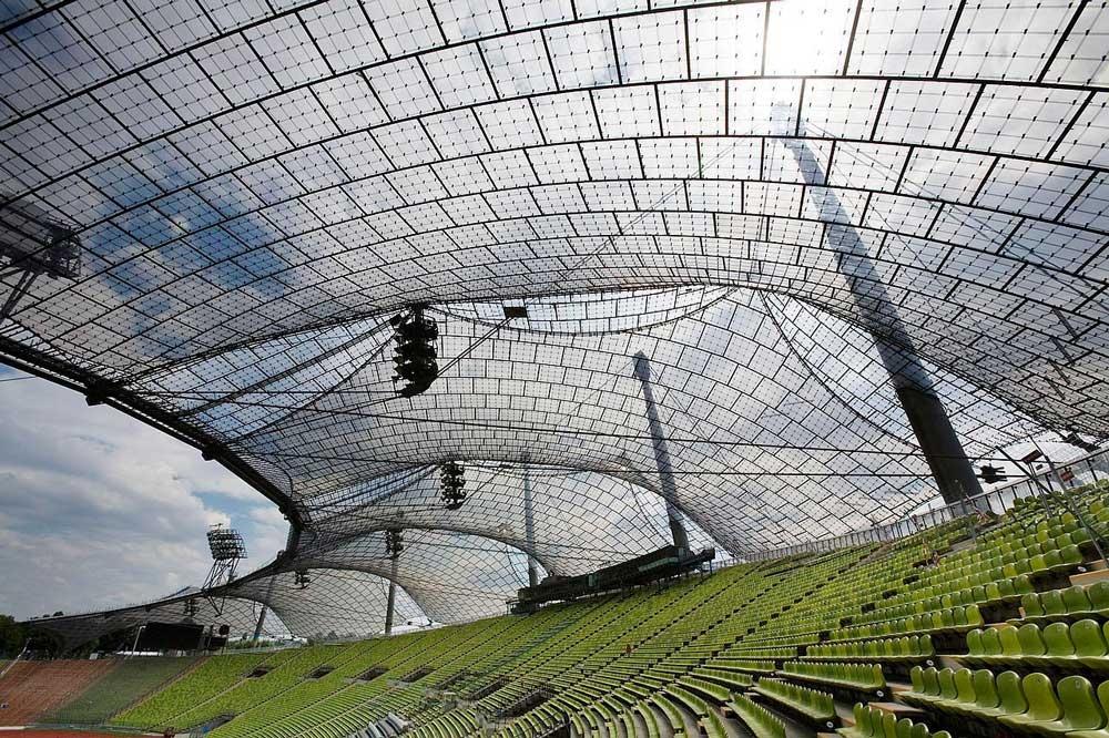 Estadio Olimpico Munich 2 Frei Otto 1000x666 c