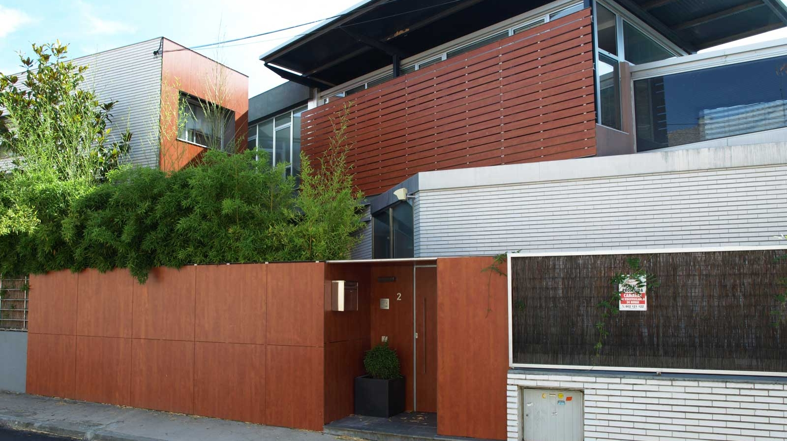 Obra residencial Timberplan revestimiento fachada 03 1600x896 c