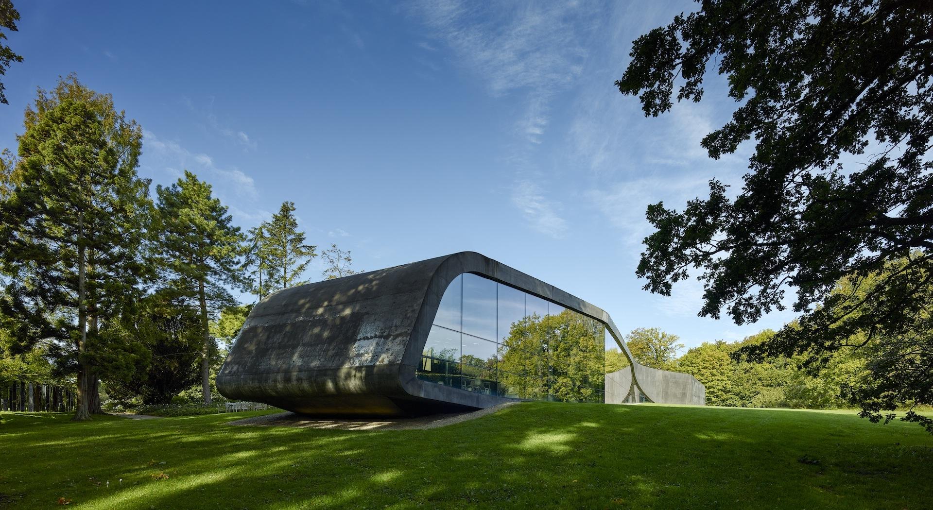 Las Mejores Obras De La Arquitecta Zaha Hadid Timberplan