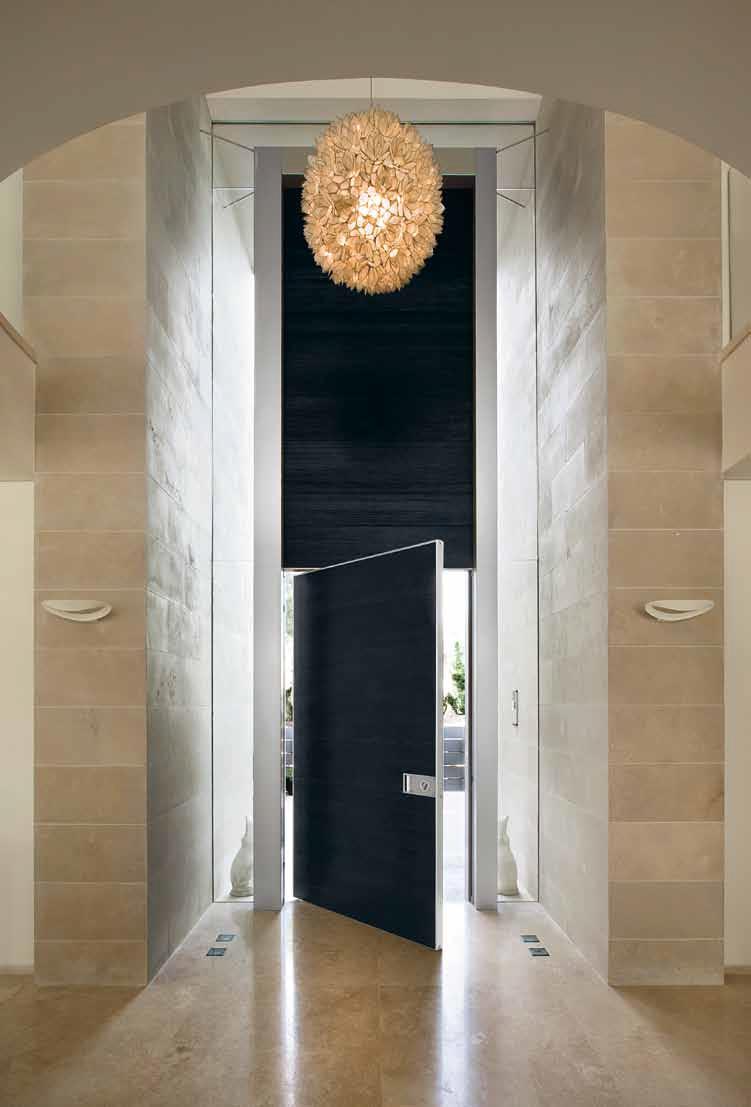 Puertas exteriores modernas puertas dominador sl fbrica for Puertas de madera exterior modernas precios