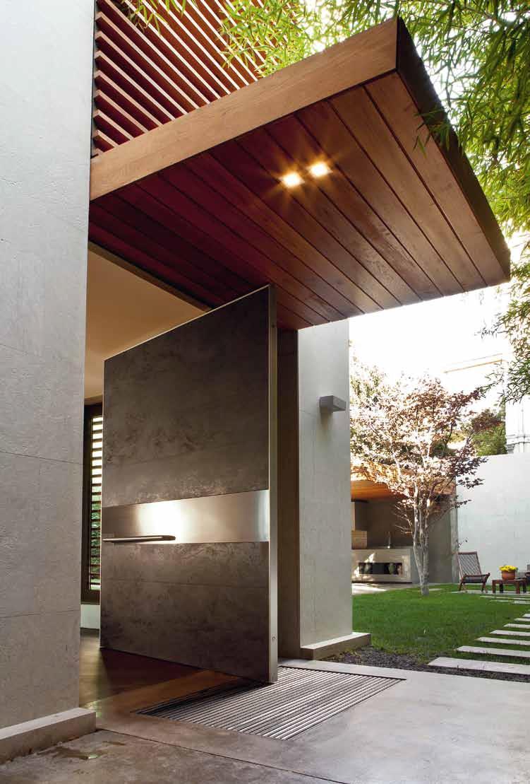 Puertas entrada exterior free la alta calidad exterior de - Puertas entrada exterior ...