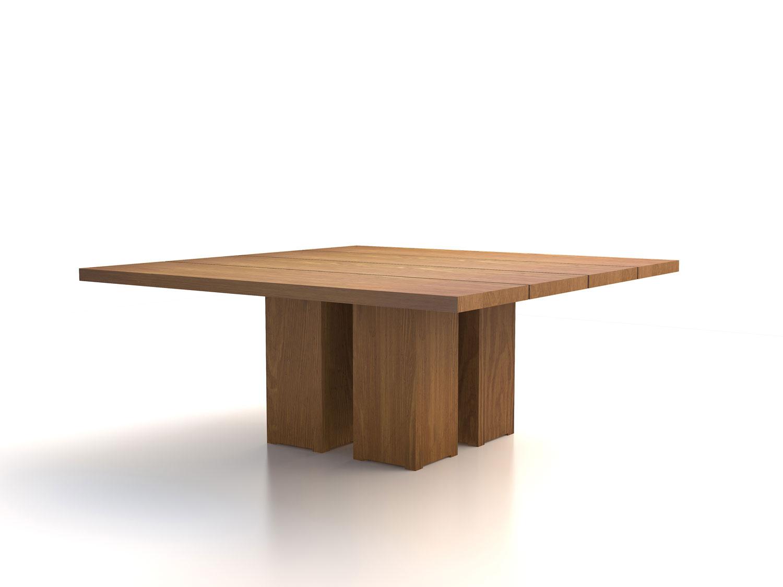 , la colección de muebles de roble macizo de Itlas  Timberplan