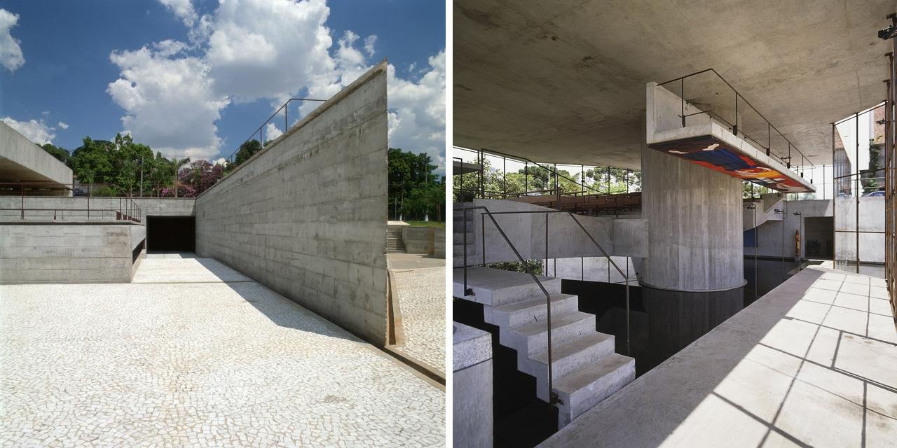 Mendes da Rocha Brazilian Museum of Sculpture São Paulo Brazil 1988 1280x640 c