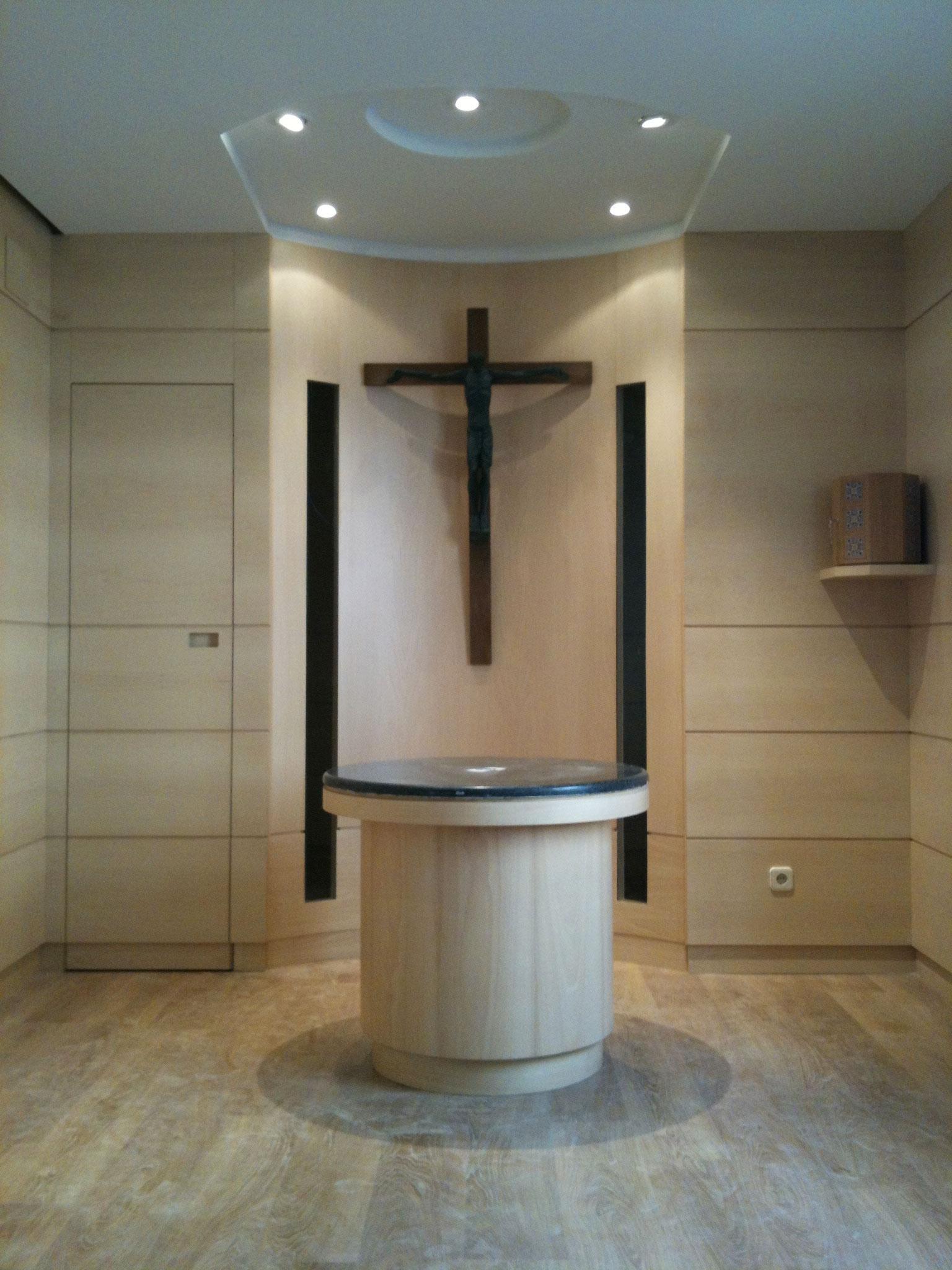 Obra Timberplan Capilla de la Curia Jesuitas Madrid 01 1536x2048 c
