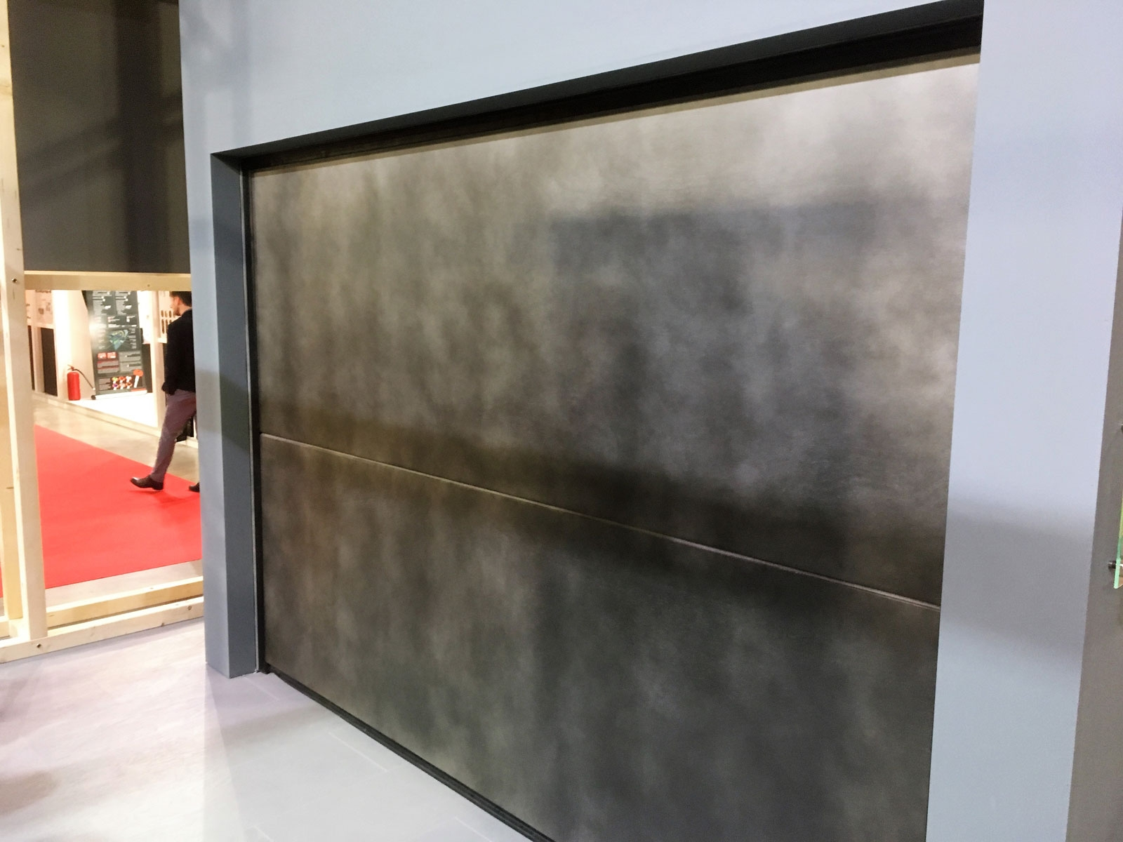 Silvelox Made Expo 2017 puerta garaje linea japonesa 1600x1200 c