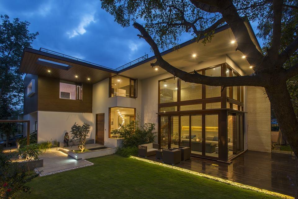Ideas para techos y paredes de exterior con madera t cnica - Revestimiento de techos ...