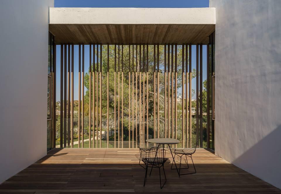 Revestimiento de fachadas con madera 40 ideas timberplan - Revestimiento de madera ...