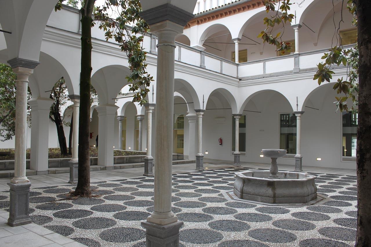 Victor Lopez Cotelo Escuela de Arquitectura de Granada 10 1280x853 c
