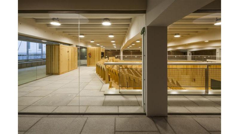 Victor Lopez Cotelo Escuela de Arquitectura de Granada 3 800x449 c