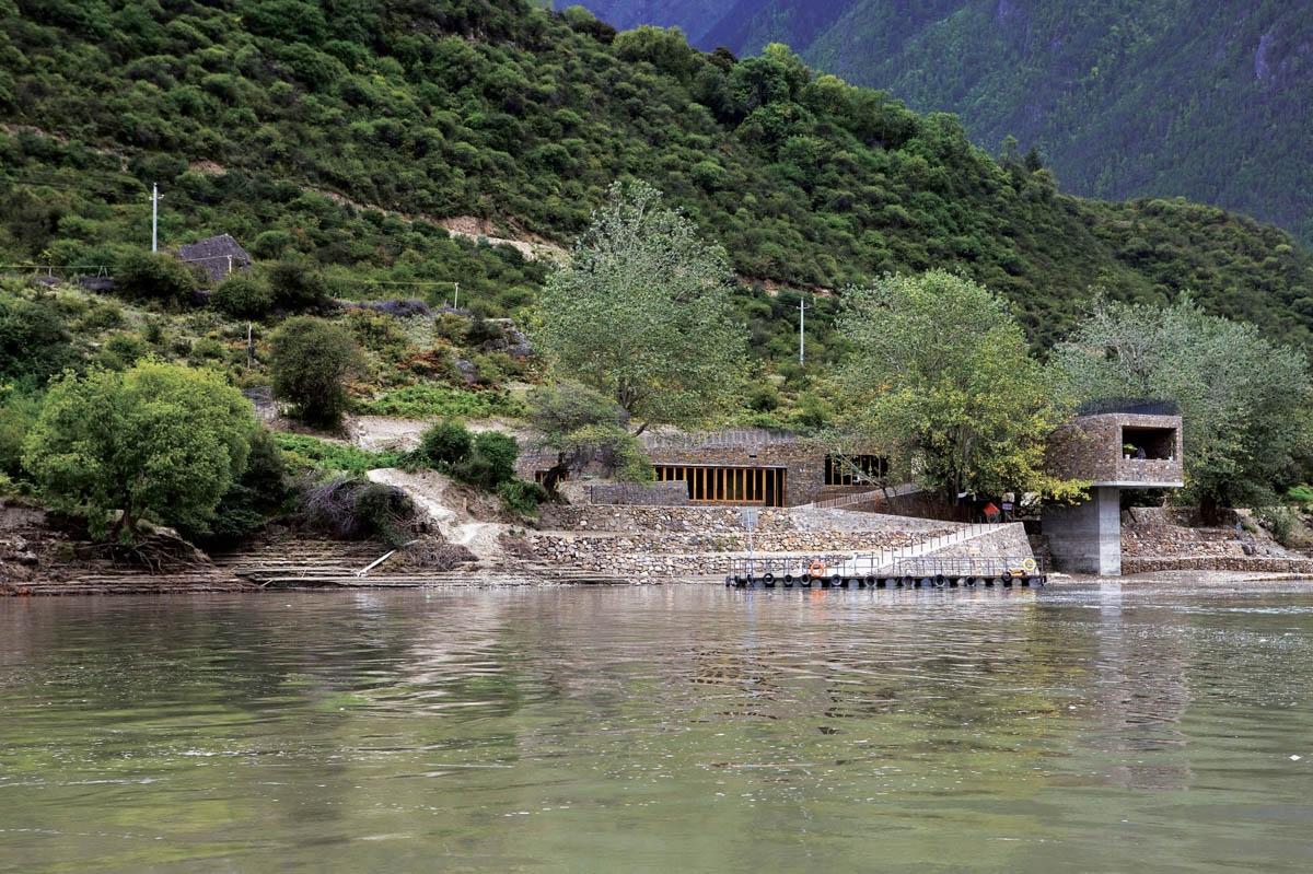 Zhang Ke tibet yarlung tsangpo boat terminal 03 1200x799 c